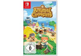 Animal Crossing: New Horizons - [Nintendo Switch]