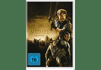 Die Mumie Trilogie - Die Mumie / Die Mumie kehrt zurück / Die Mumie: Das Grabmal des Drachenkaisers DVD