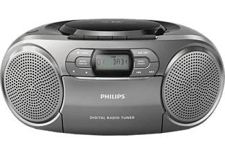 PHILIPS Lecteur CD radio (AZB600/12)