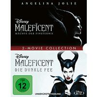 Maleficent - Mächte der Finsternis (2 Movie Coll.) [Blu-ray]