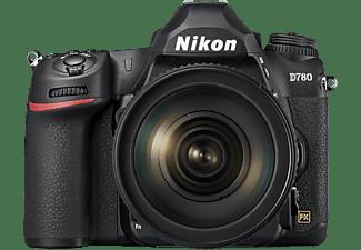 NIKON D780 Spiegelreflexkamera mit Objektiv AF-S VR 24-120mm f4.0G ED