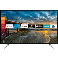 TELEFUNKEN D43U297N4CWH LED TV (Flat, 43 Zoll/109 cm, UHD 4K, SMART TV)