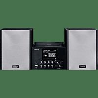 LENCO MC 250 DAB+ Radio (Schwarz)