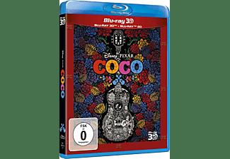 COCO (+2D/NACHFOLGEPRODUKT) 3D Blu-ray (+2D)