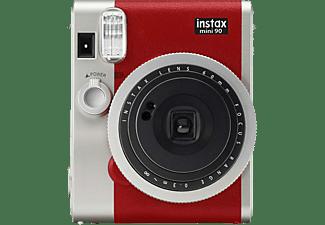 FUJI Instax Mini 90 Neo Classic Rood