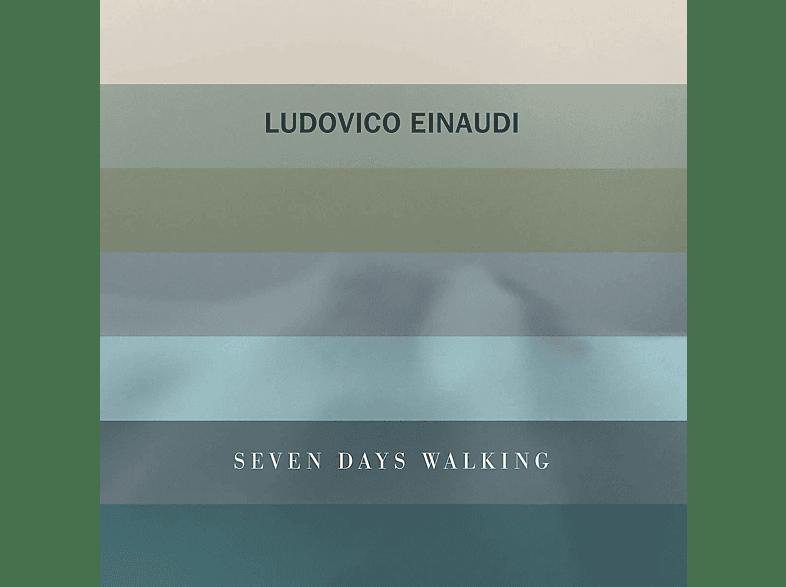 Ludovico Einaudi - Seven Days Walking CD