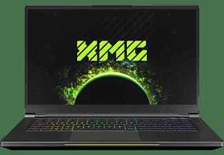 XMG FUSION 15 - L19tgm, Gaming Notebook mit 15,6 Zoll Display, 16 GB RAM, 500 GB mSSD, NVIDIA GeForce RTX 2070 Max-Q, Schwarz