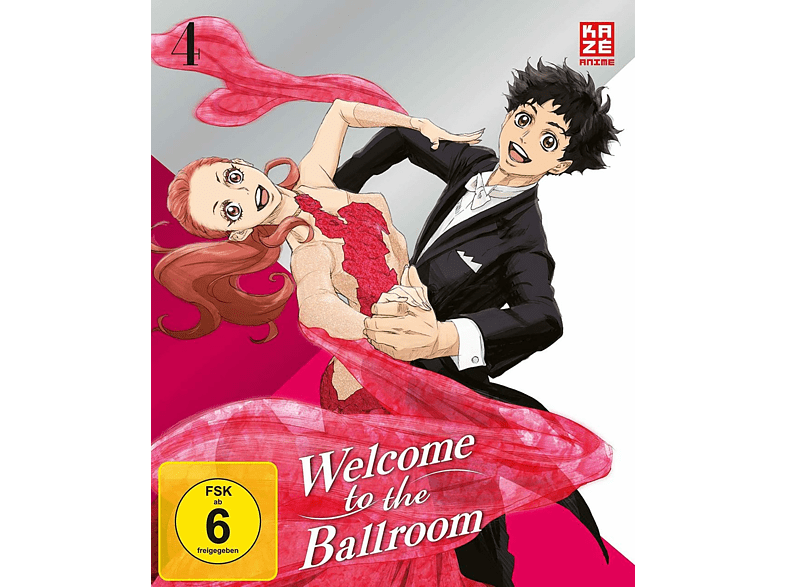 WELCOME TO THE BALLROOM [DVD]