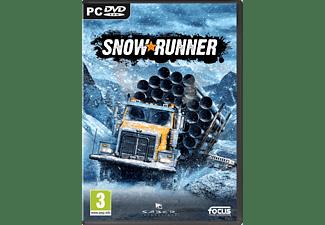 Snowrunner FR/NL PC