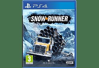 Snowrunner FR/NL PS4