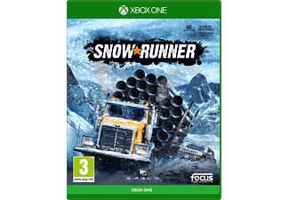 Snowrunner FR/NL Xbox One