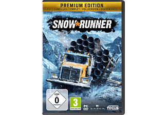 Snowrunner Premium Edition FR/NL PC