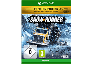 Snowrunner Premium Edition FR/NL Xbox One