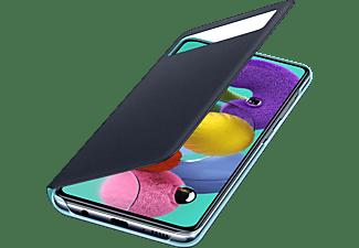 SAMSUNG EF-EA515, Bookcover, Samsung, Galaxy A51, Schwarz