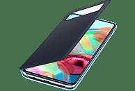 SAMSUNG EF-EA715, Bookcover, Samsung, Galaxy A71, Schwarz