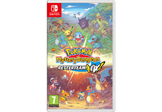 Switch - Pokémon Mystery Dungeon: Retterteam DX /D