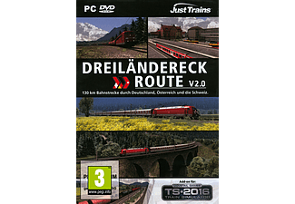 PC - Dreiländereck Route V2.0 (Add-on) /D