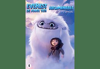 Everest The Jonge Yeti - DVD