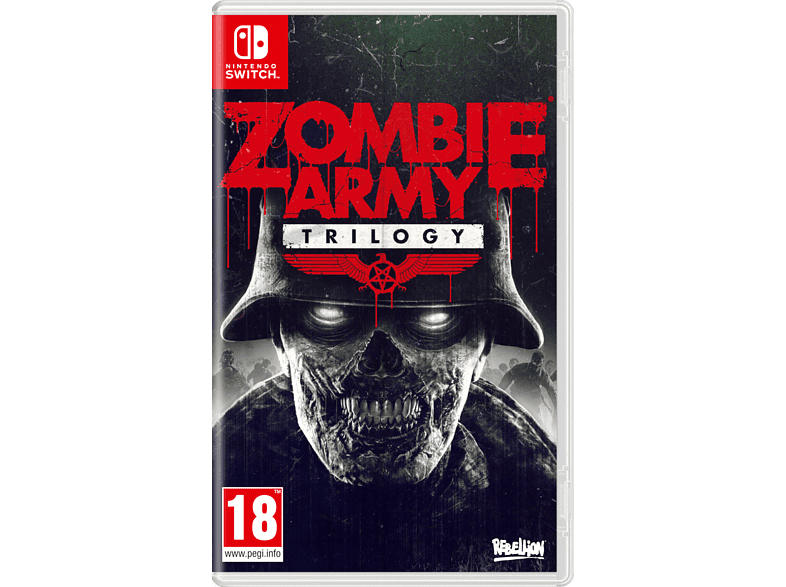 Zombie Army Trilogy UK/FR Switch