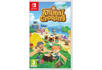 Switch - Animal Crossing : New Horizons /F