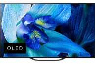 SONY KD-55AG8 OLED TV (Flat, 55 Zoll / 139 cm, OLED 4K, SMART TV, Android TV)