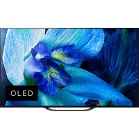 SONY KD-55AG8 OLED TV (Flat, 55 Zoll/139 cm, OLED 4K, SMART TV, Android TV)