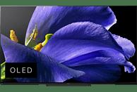 SONY KD-55AG9 OLED TV (Flat, 55 Zoll / 139 cm, OLED 4K, SMART TV, Android TV)