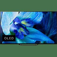 SONY KD-65AG8 OLED TV (Flat, 65 Zoll / 164 cm, OLED 4K, SMART TV, Android TV)