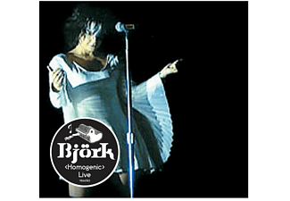 Bjork - Homogenic Live CD