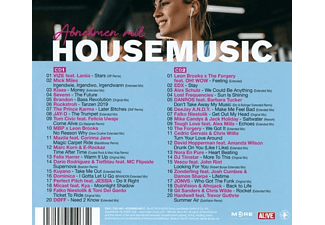 VARIOUS - Abnehmen Mit House Music-Die Motivierendsten Clu  - (CD)