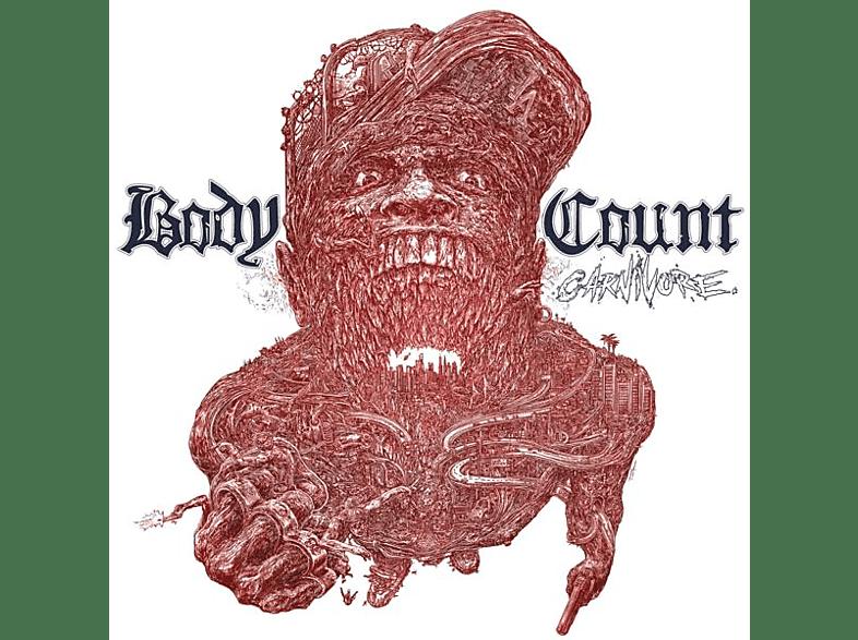Body Count - CARNIVORE CD
