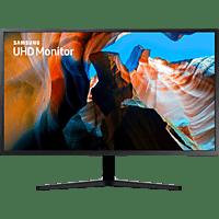 SAMSUNG LU32J590UQUXEN 32 Zoll UHD 4K Monitor (4 ms Reaktionszeit, 60 Hz)