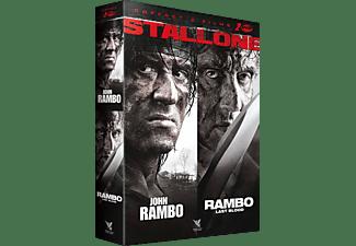 John Ramno + Rambo: Last Blood - DVD