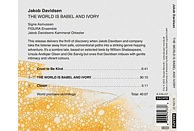 FIGURA Ensemble/Jakob Davidsens Kammerat Orkester - THE WORLD IS BABEL AND IVORY [CD]