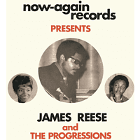 James Reese, The Progressions - Wait For Me (The Complete Works 1967-1972) [CD]