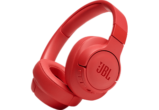 JBL Casque audio sans fil Tune 750 Bluetooth Rouge (JBLT750BTNCCOR)