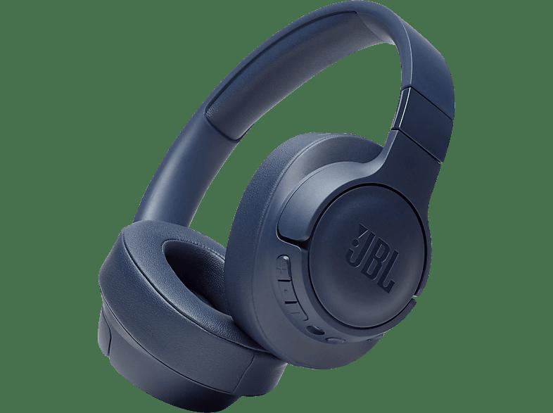 JBL Draadloze hoofdtelefoon Tune 750 Bluetooth Blauw (JBLT750BTNCBLU)