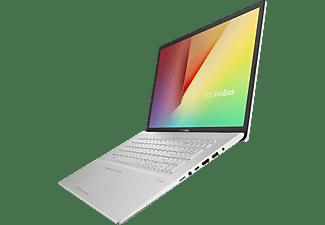 ASUS VivoBook 17 (M712DA-AU123T), Notebook mit 17,3 Zoll Display, Ryzen™ 7 Prozessor, 8 GB RAM, 512 GB SSD, Radeon™ RX Vega 10, Transparent Silver