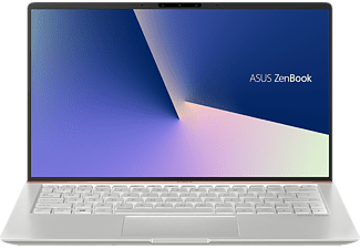ASUS ZenBook 13 (UX333FLC-A3240T), Notebook mit 13,3 Zoll Display, Intel® Core™ i5 Prozessor, 8 GB RAM, 512 GB SSD, GeForce MX250, Icicle Silver