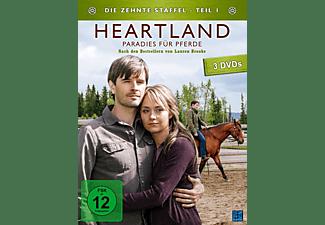 Heartland – Paradies für Pferde Staffel 10.1 [DVD]