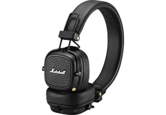 MARSHALL Major III Voice Bluetooth, On-ear Kopfhörer Bluetooth Schwarz