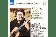Ji Hyung Park - Ji Hyung Park Guitar Laureate Recital [CD]