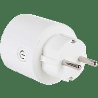 XLAYER Steckdose Smart Echo Single Weiß  Steckdose