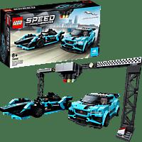 LEGO Formula E Panasonic Jaguar Racing GEN2 car & Jaguar I-PACE eTROPHY Bauset