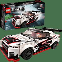 LEGO Nissan GT-R NISMO Spielzeug-Rennwagen