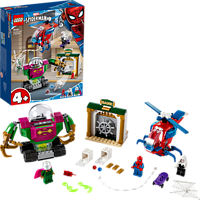 LEGO Mysterios Bedrohung Spielset, Mehrfarbig