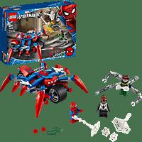 LEGO Spider-Man vs. Doc Ock Spielset, Mehrfarbig