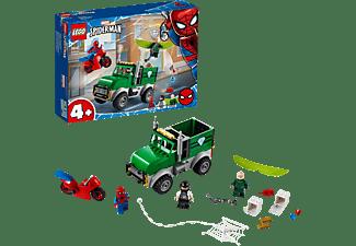 LEGO 76147 Vultures LKW-Überfall Spielset, Mehrfarbig