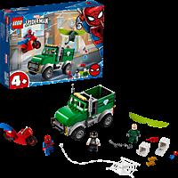 LEGO Vultures LKW-Überfall Spielset, Mehrfarbig