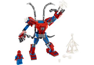 LEGO 76146 Spider-Man Mech Bauset, Mehrfarbig